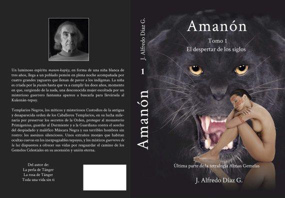 Novela amanon el espiritu de la selva