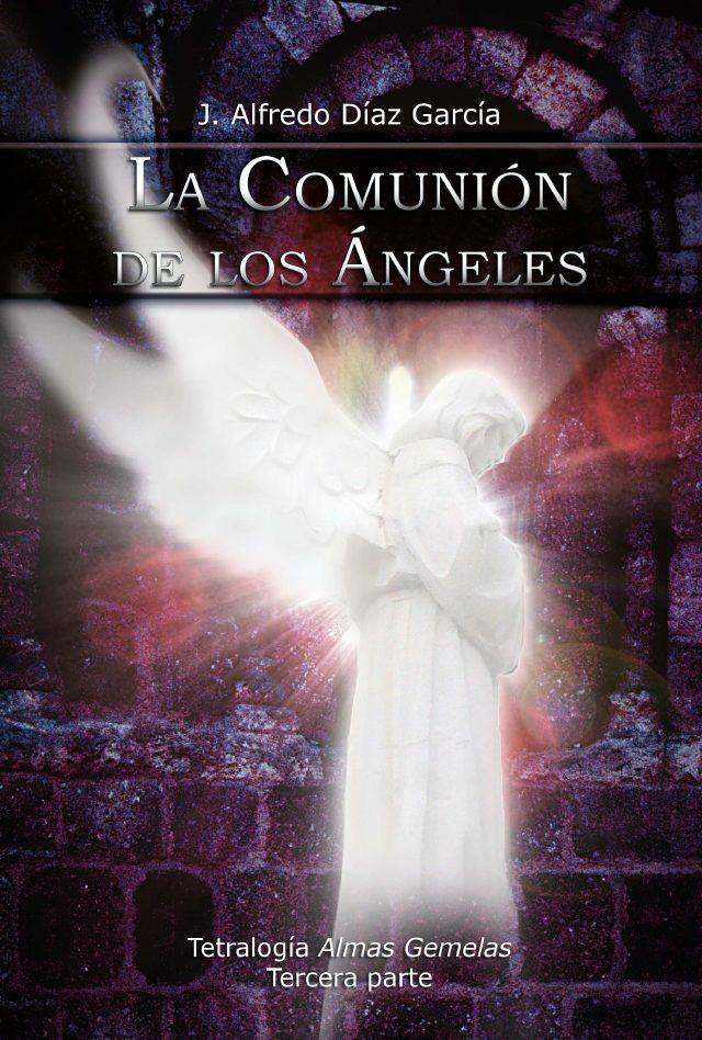 Portada libro la comunion de los angeles